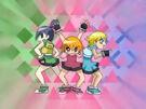 Powerpuff Girls Z Rowdyruff Boys as the Powerpuff Girls Z