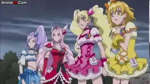 Fresh Pretty Cure! - Episode 43