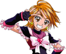 Pretty Cure Max Heart Cure Black pose4