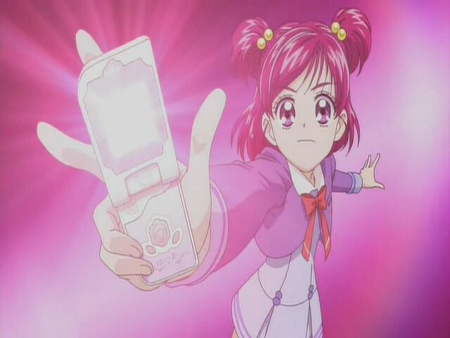 File:Yes! Pretty Cure 5 GoGo! Nozomi in the Metamorphose transformation.jpg