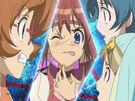 Sasami Mahou Shoujo Club Chinako, Sonoko, Eimi and Yuri