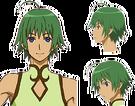 Umi Monogatari Samu faces