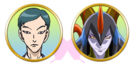 Yes! Pretty Cure 5 Kawarino faces