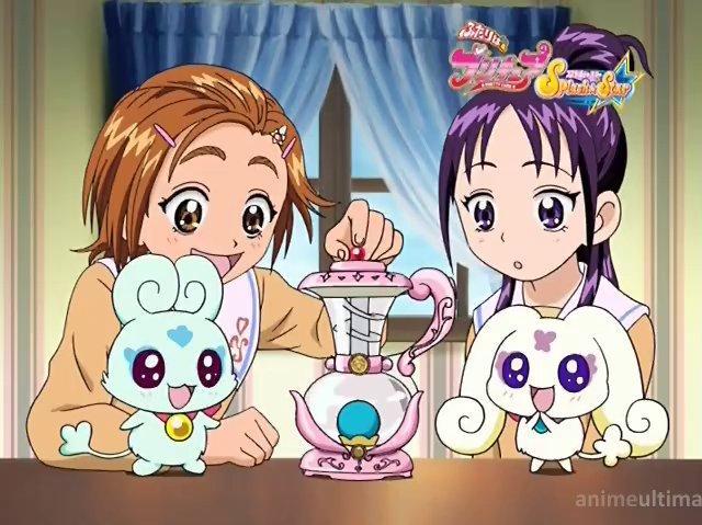 Futari wa Pretty Cure Splash Star - Episode 13