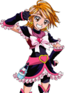 Pretty Cure Max Heart Cure Black pose3