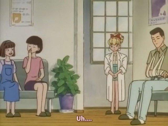 Nurse Angel Ririka SOS - Episode 05
