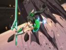 Vividred Operation Wakaba using the Naked Blade2