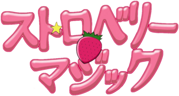 Strawberry Magic logo
