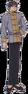 Card Captor Sakura Toya pose2
