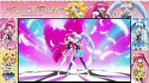 Happiness Charge Pretty Cure! - Episode 10