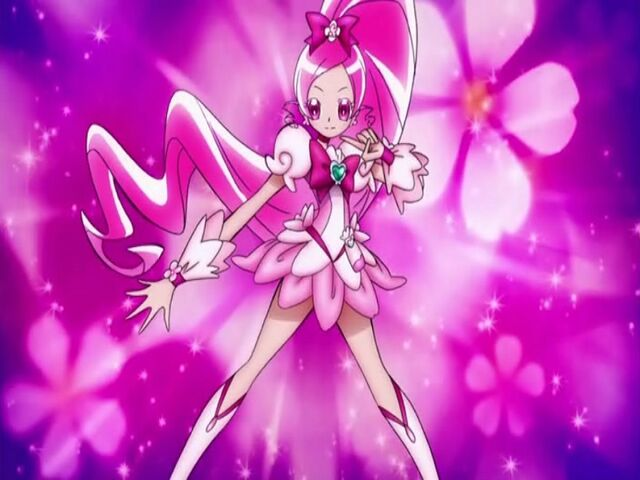 File:Heartcatch Pretty Cure! Cure Blossom introduction.jpg