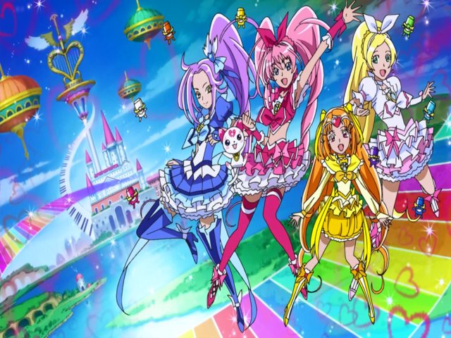 File:Suite Pretty Cure Suite Cures in the Opening.png