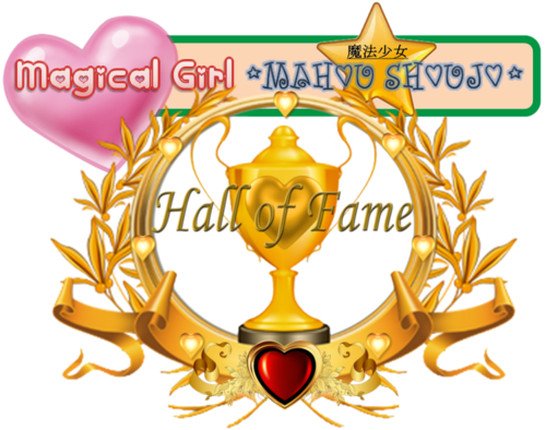 Magical Girl Hall of Fame logo