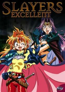 Slayers excellent-poster