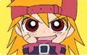 Powerpuff Girls Z Brick face2
