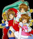 Card Captor Sakura Sakura pose5