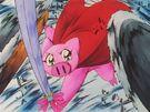 Tonde Buurin Tonde Buurin using the Buu-Ribbon Sword2