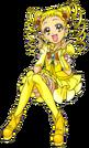 Pretty Cure All Stars DX Cure Lemonade pose