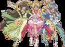 Luchia, Hanon and Rina11