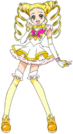 Yes! Pretty Cure 5 Cure Lemonade pose2