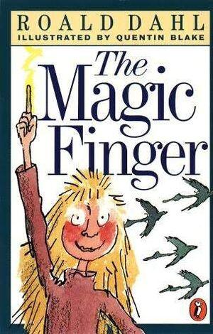 The-magic-finger-roald-dahl