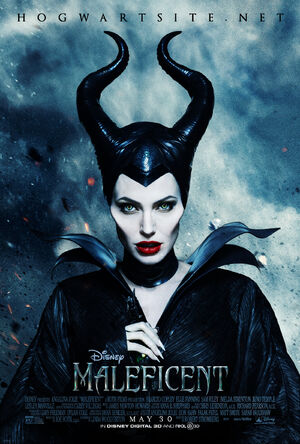 Fan made payoff poster maleficent by hogwartsite-d79oqes