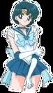 Sailor Moon Super S Sailor mercury Pose