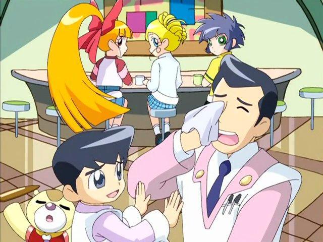 Demashita! Powerpuff Girls Z - Episode 12