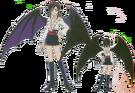 Lady Bat01