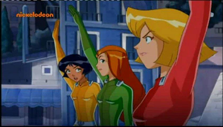 Totally Spies - Episode 113