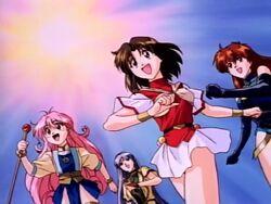 Megami Paradise op girls