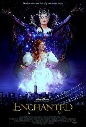 Enchanted Narissa poster
