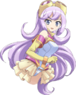 Maji de Otaku na English! Ribbon-chan Garnett pose2