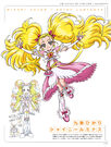 Futari wa Precure Max Heart Chara Shiny Luminous