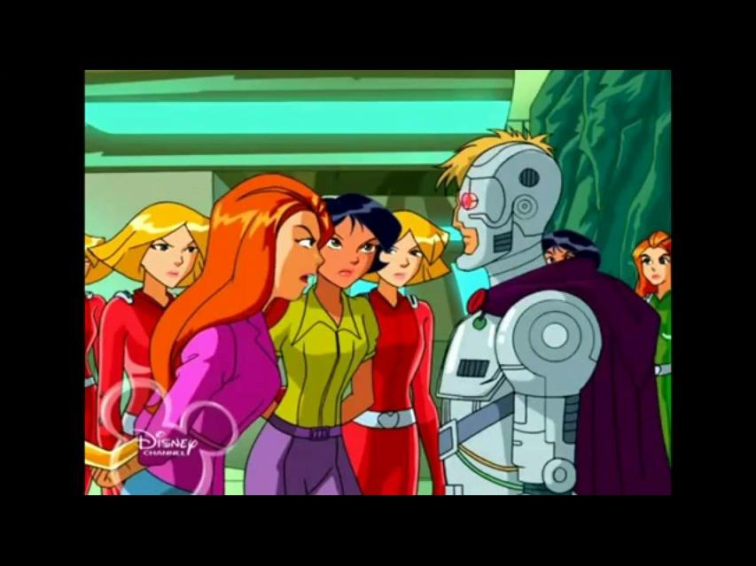 Totally Spies - Episode 07