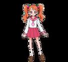 Kirakira Precure Ala Mode Ichika form School Pose