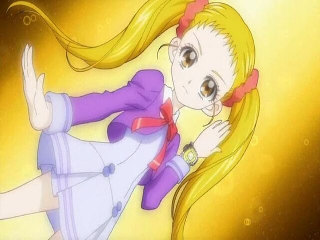 File:Yes! Pretty Cure 5 Urara in the Metamorphose transformation.jpg