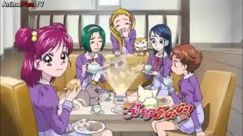 Yes! Pretty Cure 5 GoGo! - Episode 34