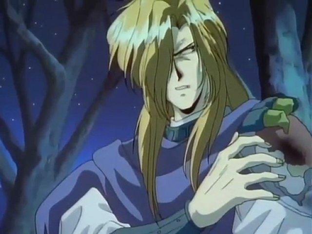 Fushigi Yuugi - Episode 36
