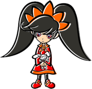 Ashley WarioWare Touched