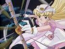 Nurse Angel Ririka SOS Nurse Angel defending herself with her weapon3