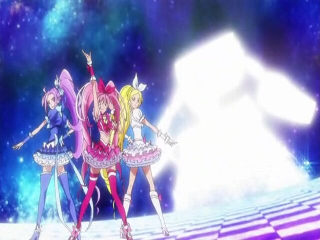 File:Suite Pretty Cure Cure Melody, Rhythm and Beat Suite Session Ensemble Finale.jpg