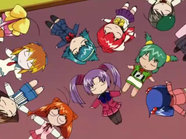 Tenshi no Shippo - Episode 13