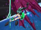 Vividred Operation Wakaba using the Naked Blade