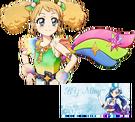 Aikatsu kii render by sweetgirlland-d7lrn2g