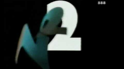BBC TWO Dairy Ident 1998