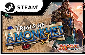 Ad trials of AKH steam
