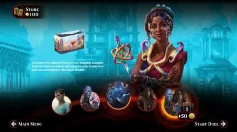 Magic Duels Kaladesh Gameplay Trailer