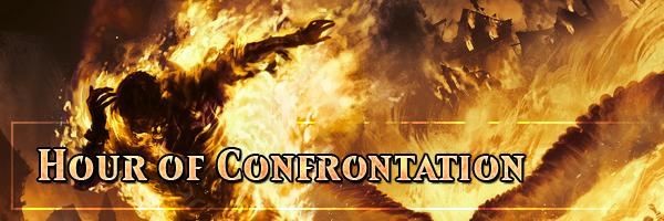 HOC heading confrontation