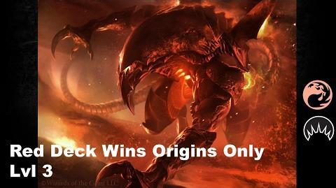 Lvl 3 RDW (Origins Only)